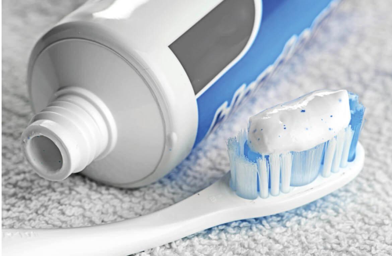 Milioni di batteri sullo spazzolino